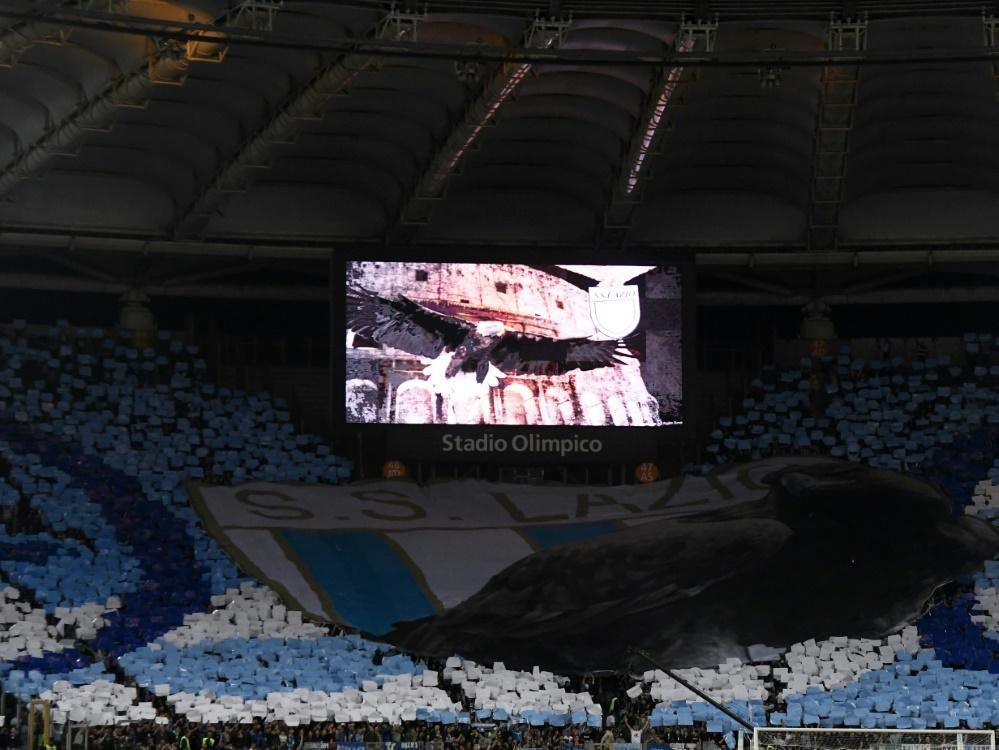 Zwölf Anhänger von Lazio Rom wurden festgenommen