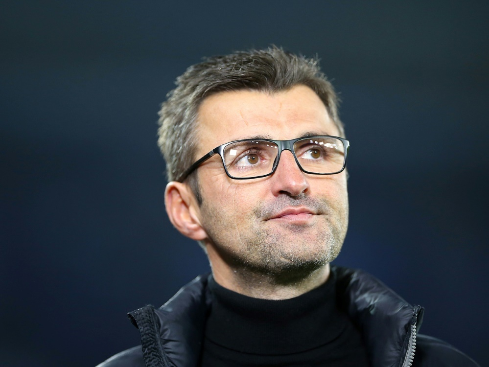 Michael Köllner ist der neue Trainer von 1860 München