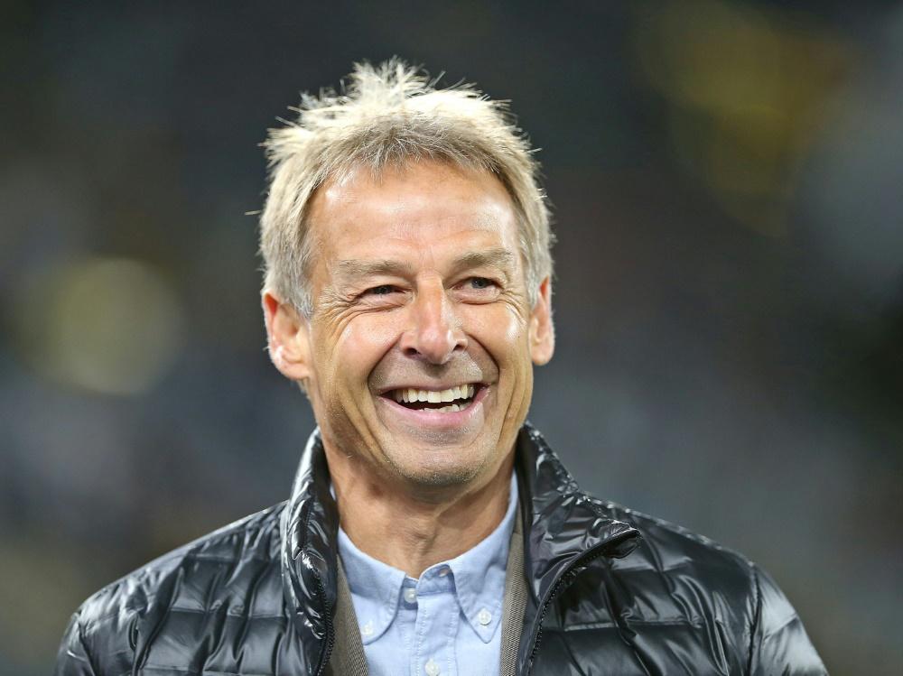 Jürgen Klinsmann steigt in den Hertha-Aufsichtsrat ein