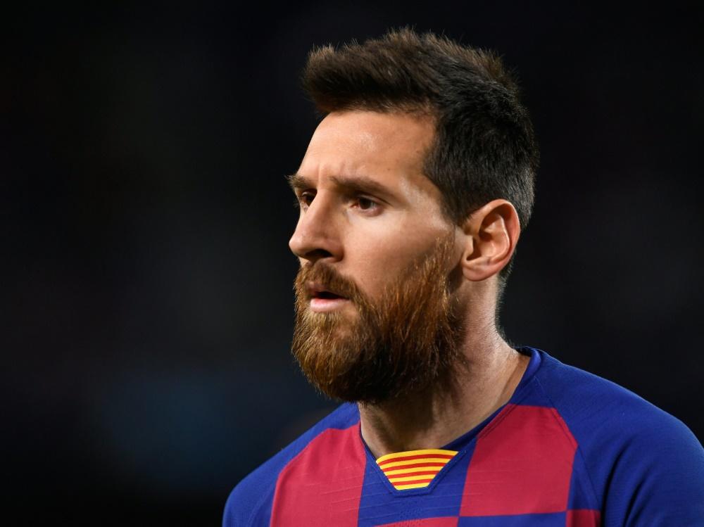 Messis aktueller Vertrag läuft noch bis Ende Juni 2021