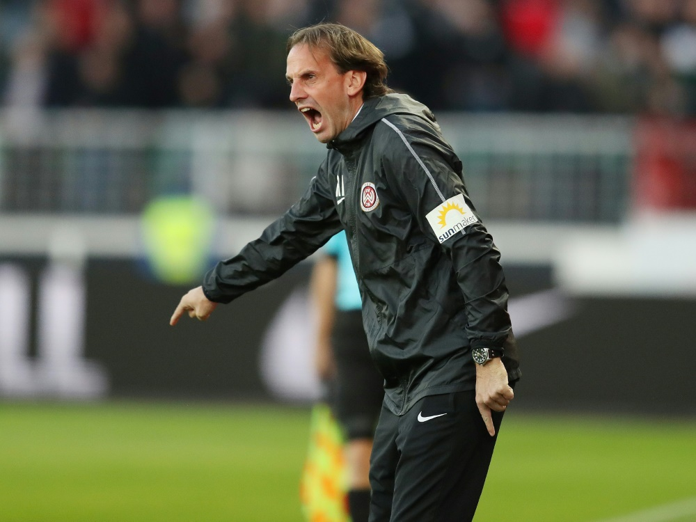 Rüdiger Rehm hadert mit Schiedsrichter-Entscheidung