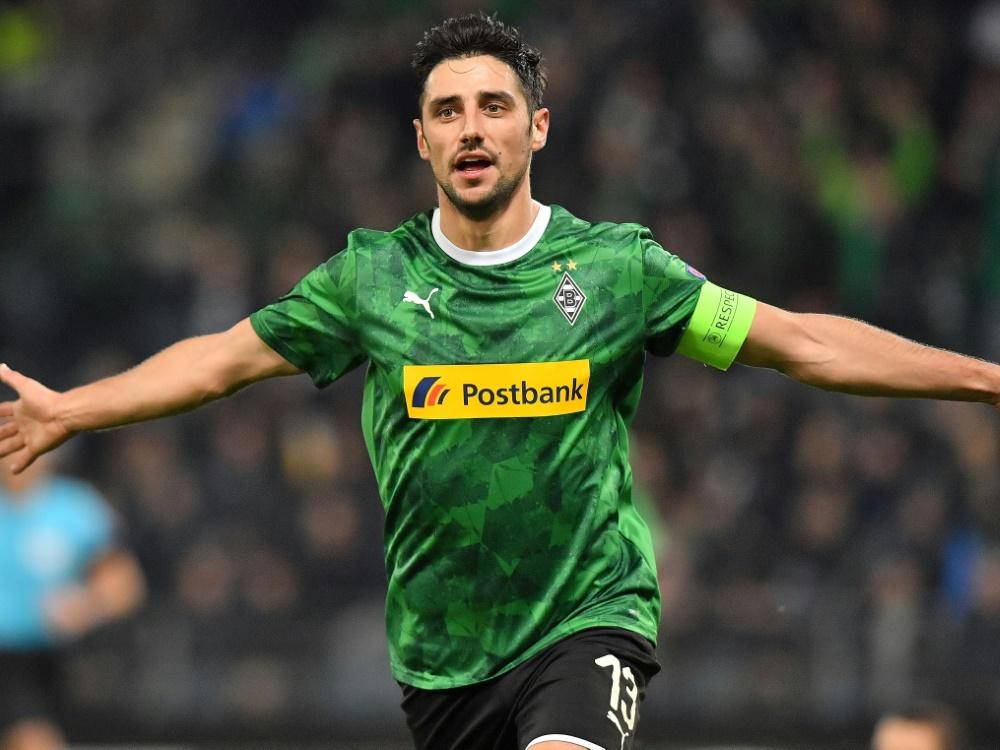 Lars Stindl schießt Borussia Mönchengladbach zum Sieg