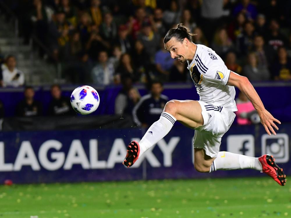 Ibrahimovic bleibt auf Vereinssuche