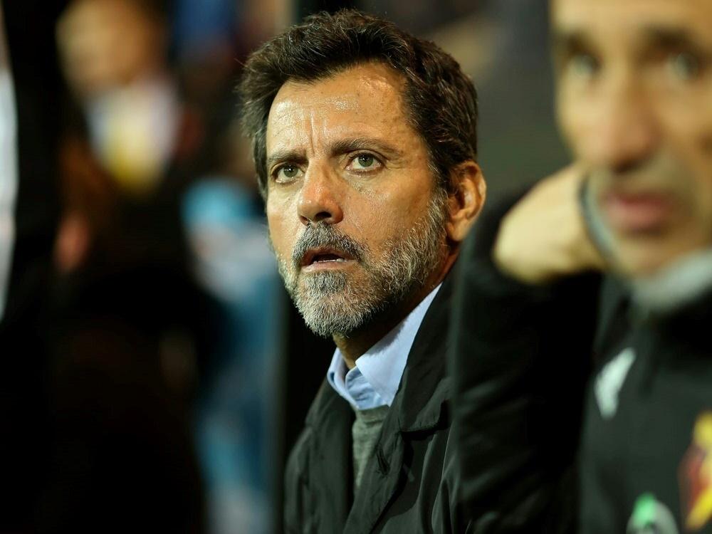 Flores hatte Trainerposten erst im September übernommen