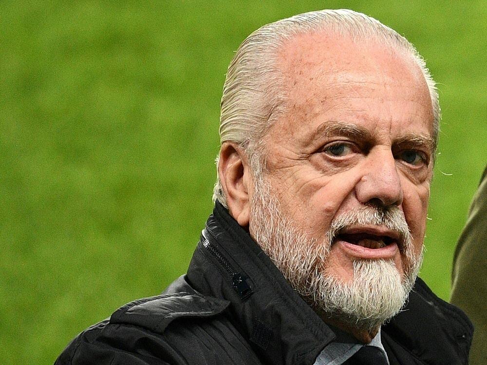 Aurelio De Laurentiis will Neapel-Stars Gehälter kürzen