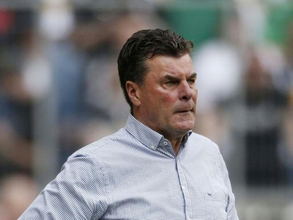 Dieter Hecking will gegen den Auswärtstrend vorgehen