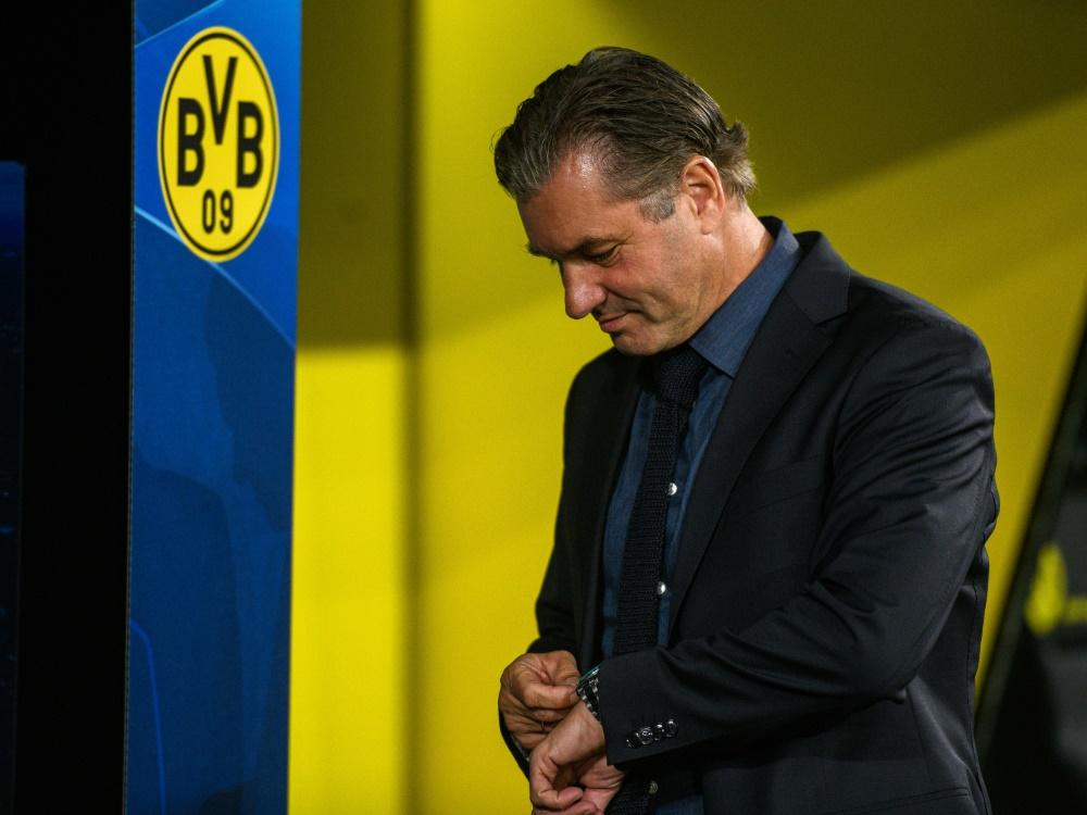 Will in Berlin eine gute Leistung sehen: Michael Zorc