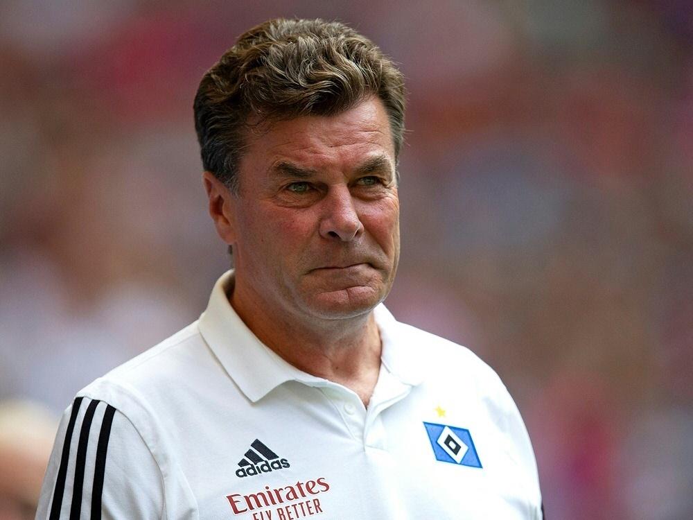 Hecking und der HSV mit überraschender Pleite
