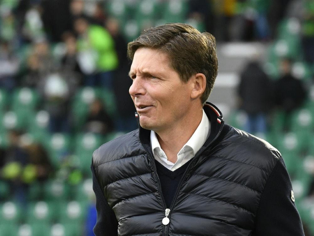 Oliver Glasner will sich auf Werder Bremen konzentrieren