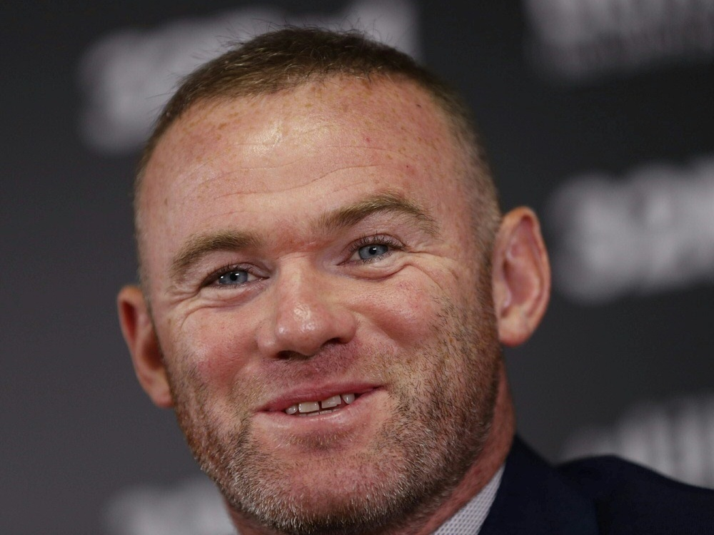 Wayne Rooney mit viel Applaus empfangen