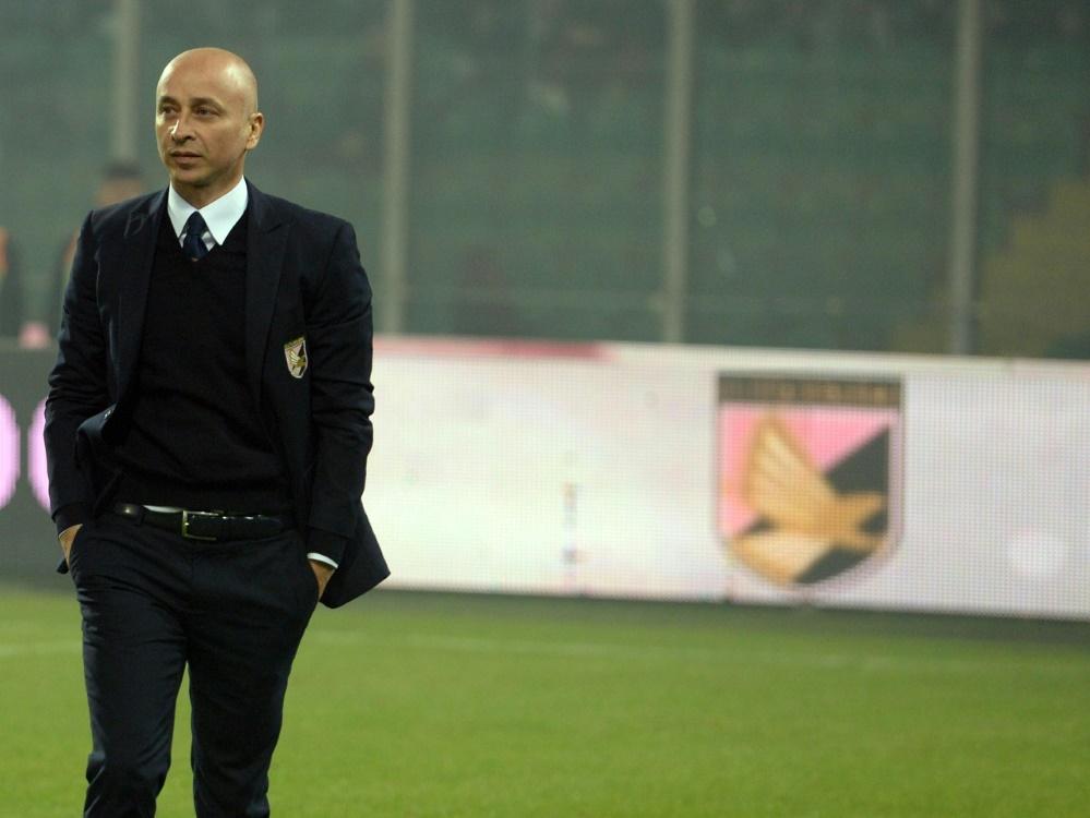 Der Grosso-Vorgänger Corini übernimmt wieder bei Brescia