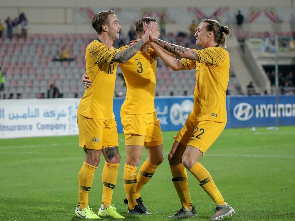 Australien trifft bei der Copa America auf Argentinien