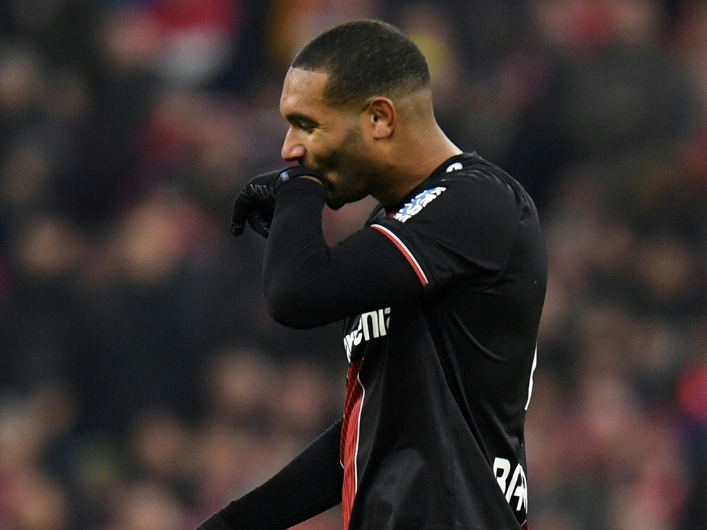 Tah sah gegen die Bayern nach einer Notbremse Rot