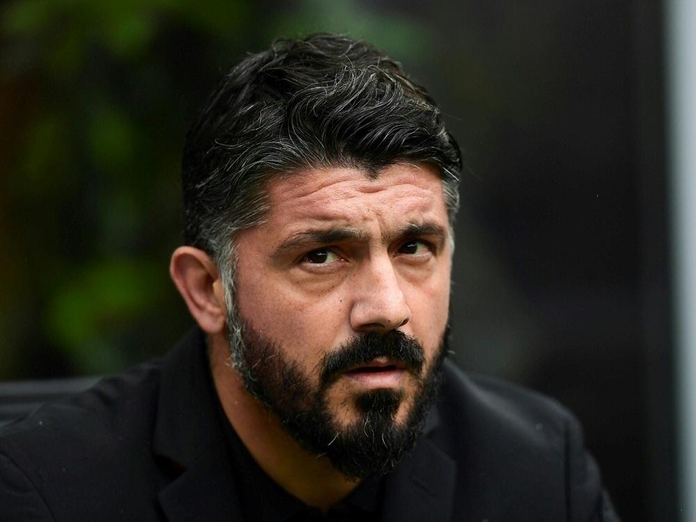 War bis Mai Trainer des AC Mailand: Gennaro Gattuso