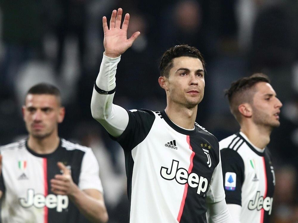 Ronaldo schießt Juve an die Spitze