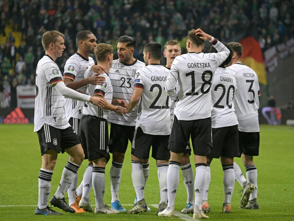 DFB-Team in FIFA-Weltrangliste nur auf Platz 15