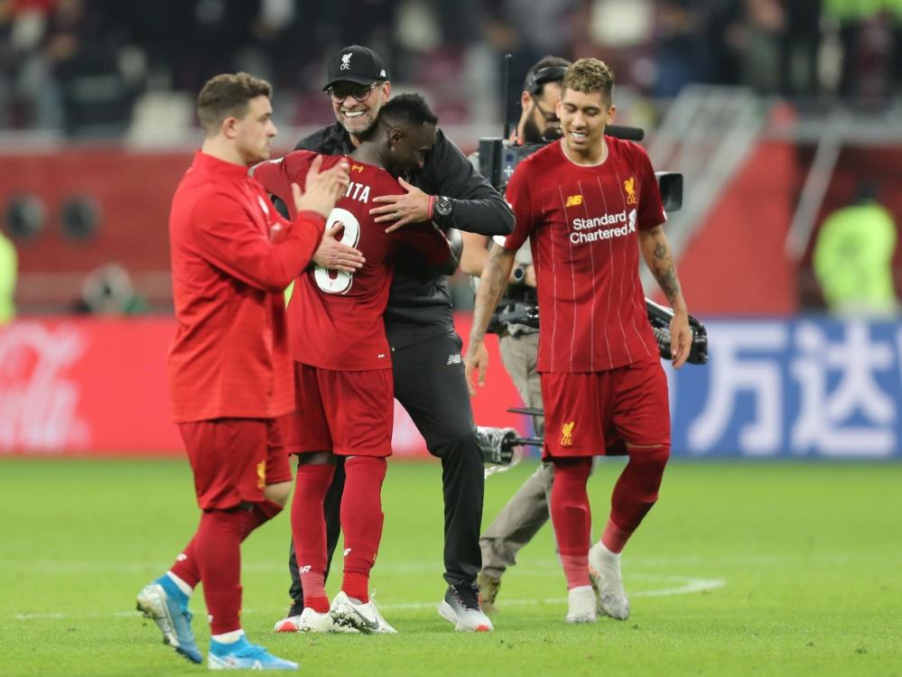 Klub-WM: Klopp zieht mit Liverpool ins Finale ein