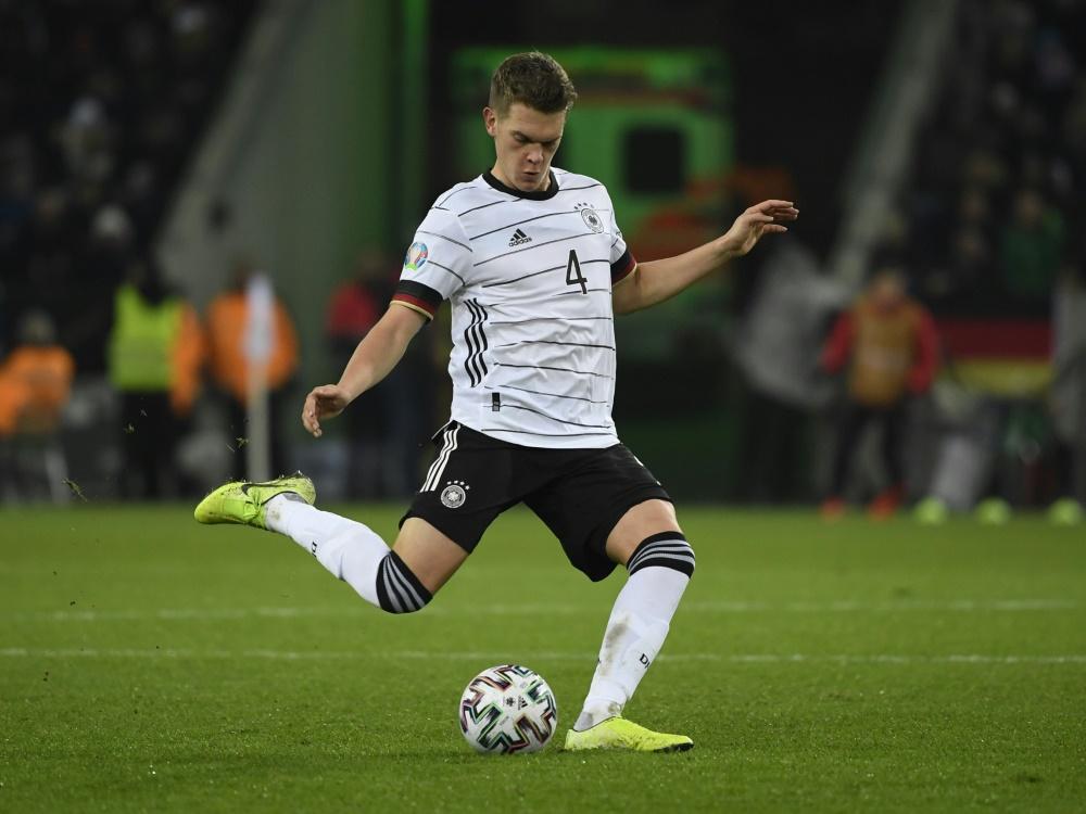Matthias Ginter: Nationalspieler des Jahres 2019