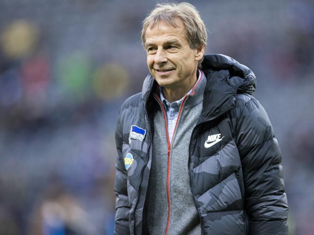 Klinsmann trotz Diskussion um Trainer-Lizenz gelassen
