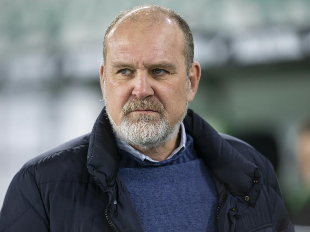 Jörg Schmadtke ist seit 2018 VfL-Geschäftsführer
