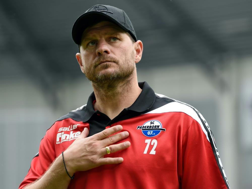 Trainer Baumgart rechnet mit Verstärkung im Mittelfeld