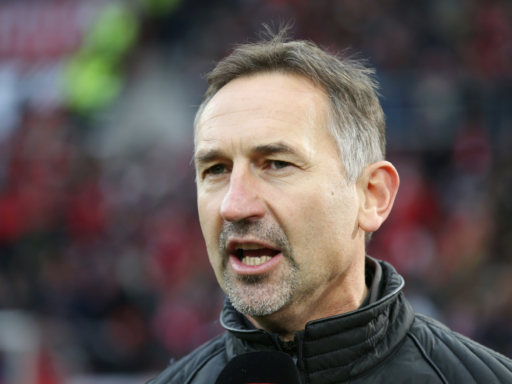Fühlt sich wohl beim FSV Mainz 05: Achim Beierlorzer