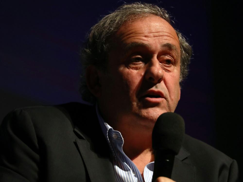 Platini wird Berater der Spielergewerkschaft Fifpro