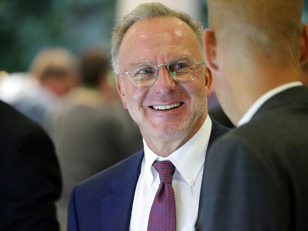 Rummenigge ist gegen eine Reform der Champions League