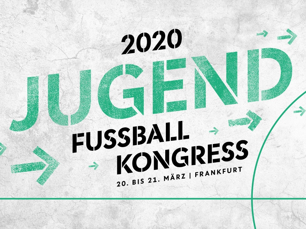Der DFB richtet den ersten Jugendfußball-Kongress aus