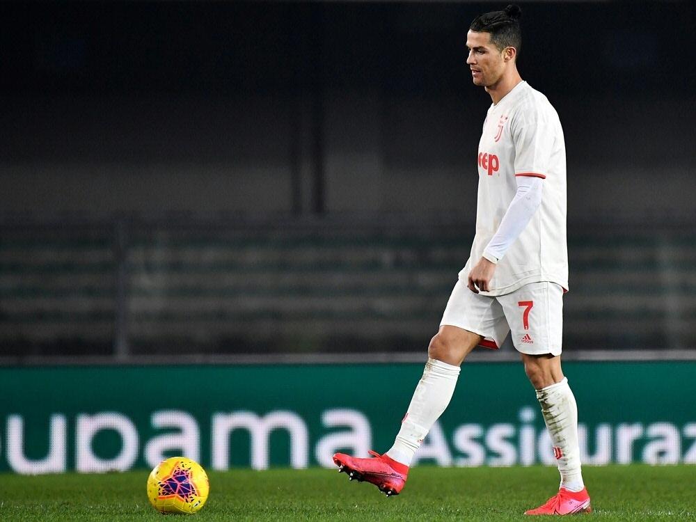 Juve verliert trotz Ronaldo-Tor in Verona
