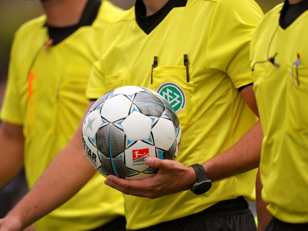 Schiedsrichter sollen konsequenter durchgreifen