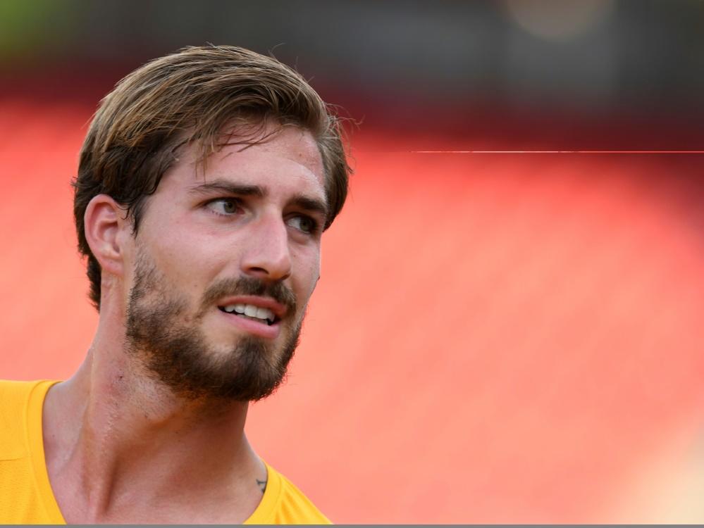 Kevin Trapp will bei der EM 2020 zum DFB-Team gehören