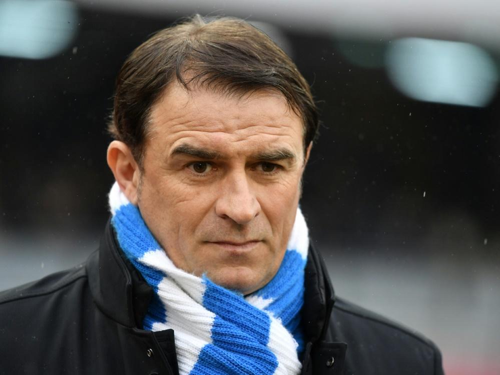 Leonardo Semplici wurde seines Trainer-Amtes entbunden