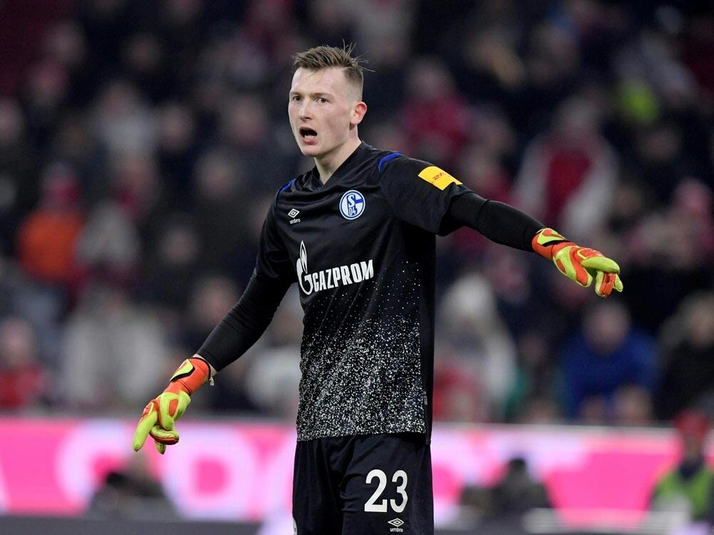 Markus Schubert gehört die Zukunft im Schalker Tor
