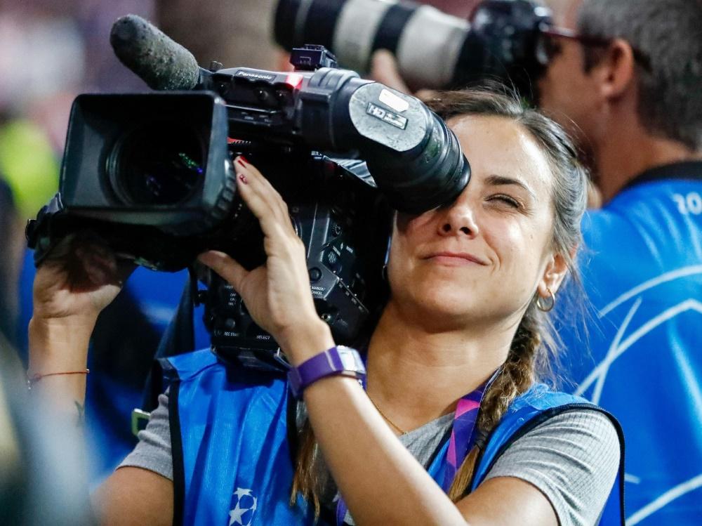 Die Bewerbung für die Vergabe von Medienrechten läuft