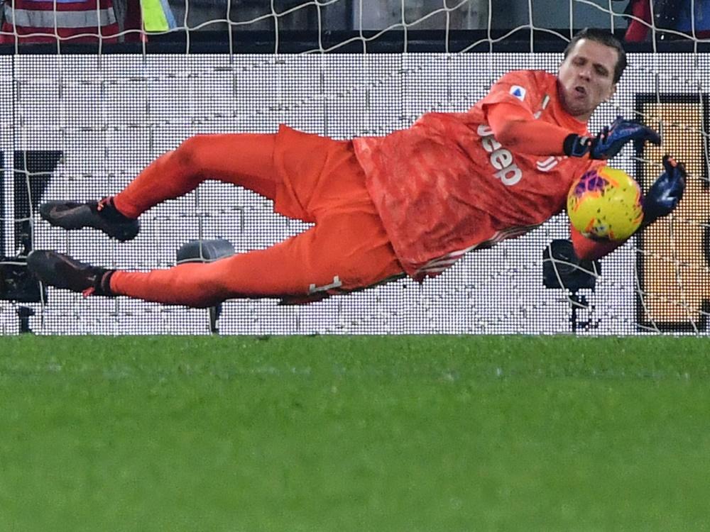 Hat seinen Vertrag bei Juventus verlängert: Szczesny
