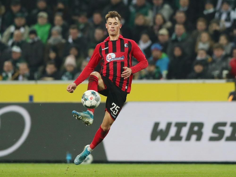 Robin Koch verletzte sich gegen Hoffenheim am Kopf