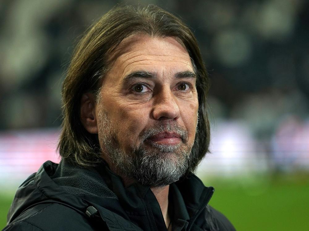 Martin Schmidt will die Startelf gegen Freiburg umbauen