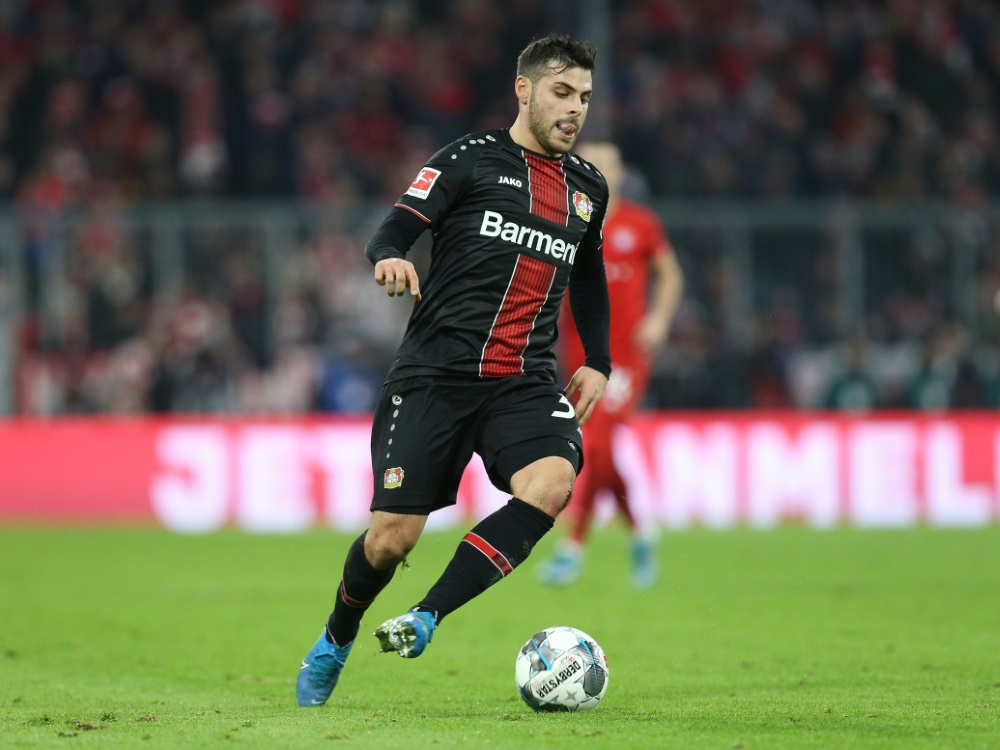 Vollands Vertrag bei Leverkusen läuft noch bis 2021