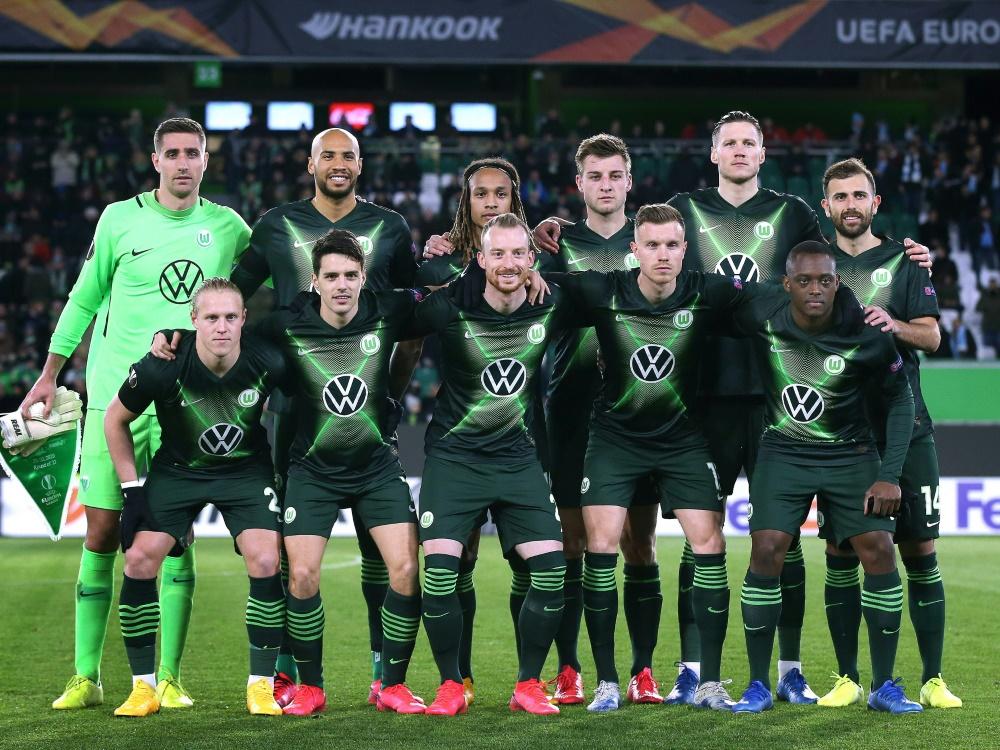 Wolfsburg gewinnt in Malmö und ist eine Runde weiter