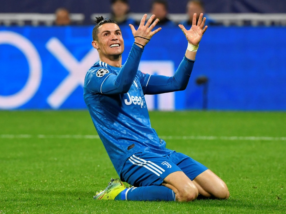 Ronaldo droht das aus in der Königsklasse