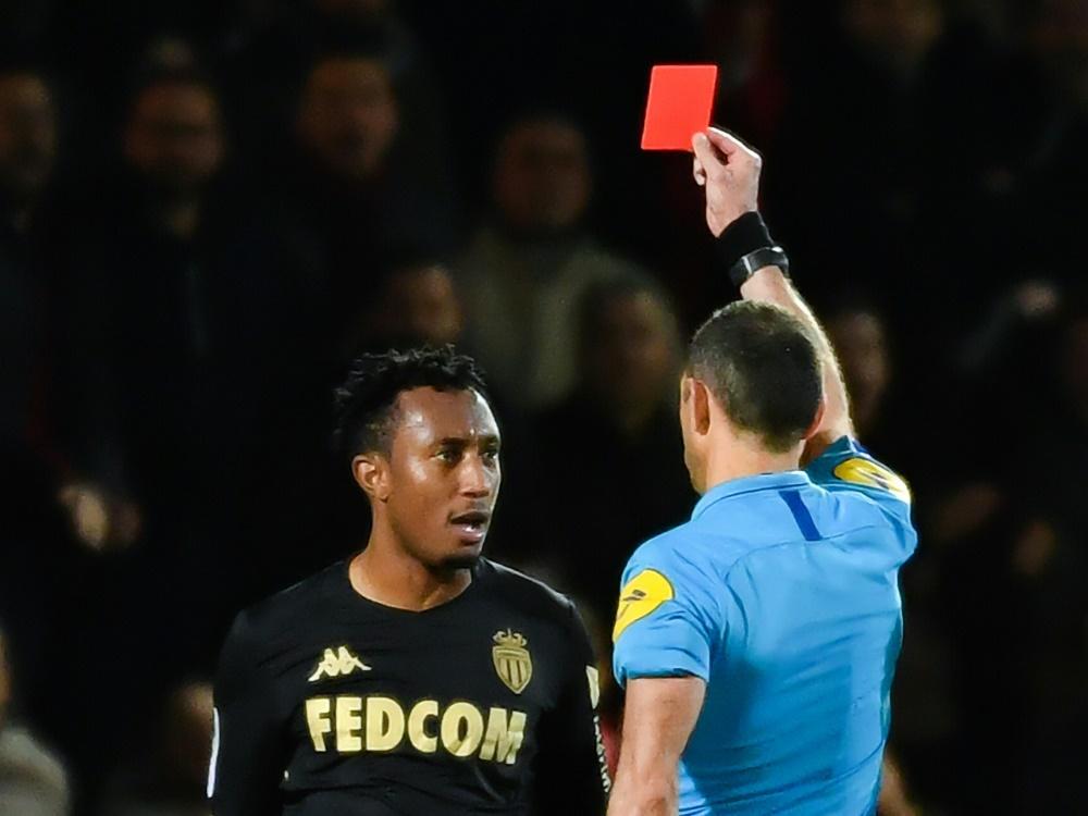 Gelson Martins wird der AS Monaco lange fehlen