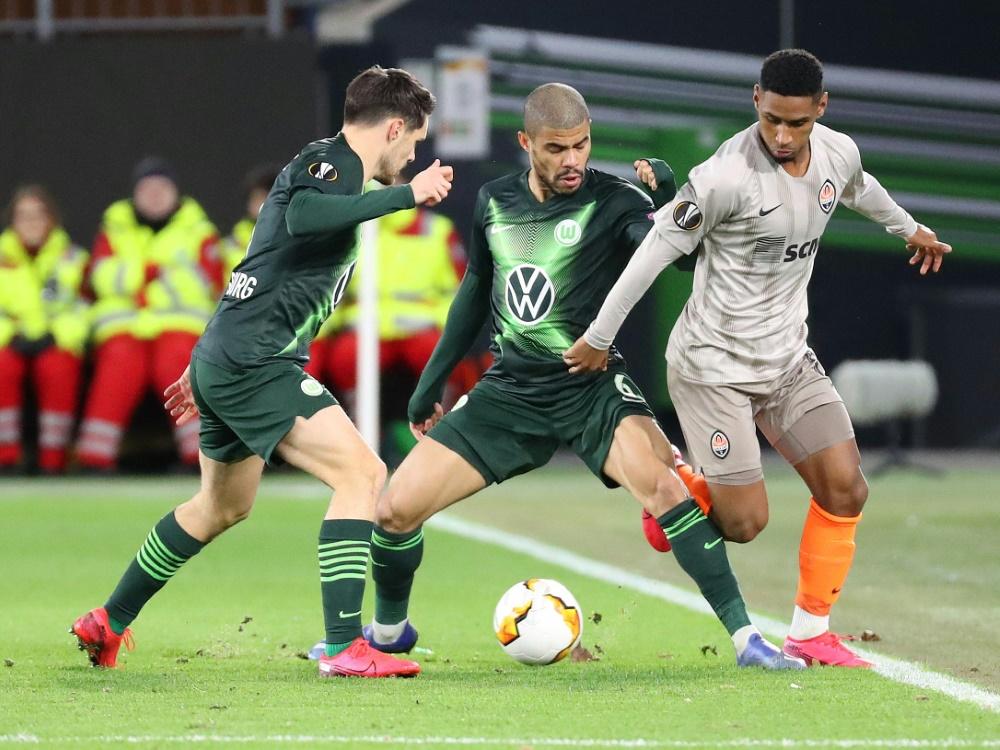 Wolfsburg verliert zu Hause gegen Donezk