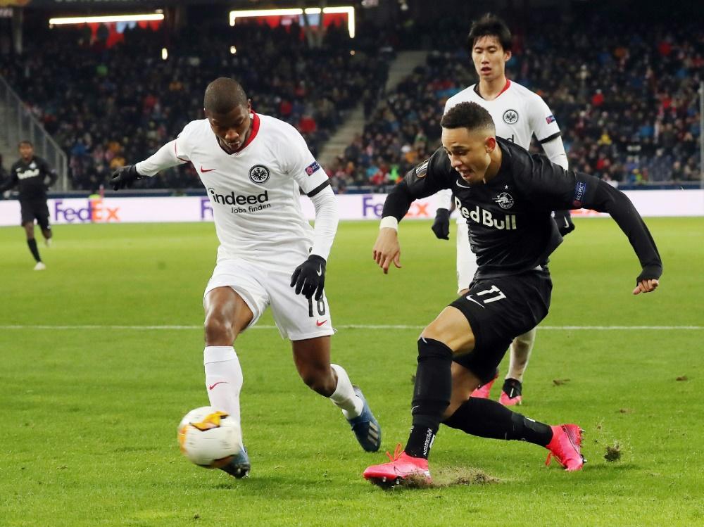 Spiel der Eintracht in Basel abgesagt