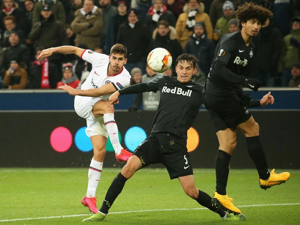 Europa League: Frankfurt-Spiel findet mit Fans statt