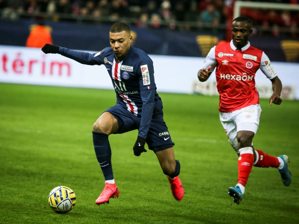 Auch in Frankreich werden die Ligen pausieren