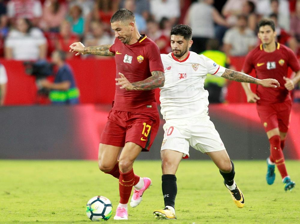 Einreiseverbot: Sevilla gegen Rom vor Absage