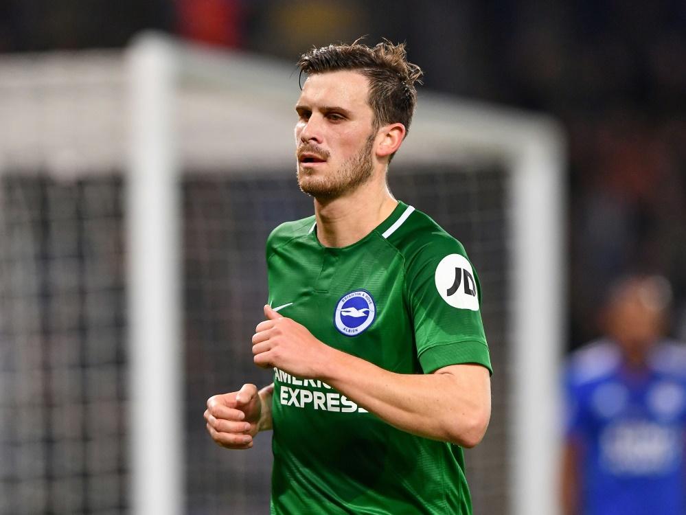 Pascal Groß vom Premier-League-Klub Brighton & Hove Albion