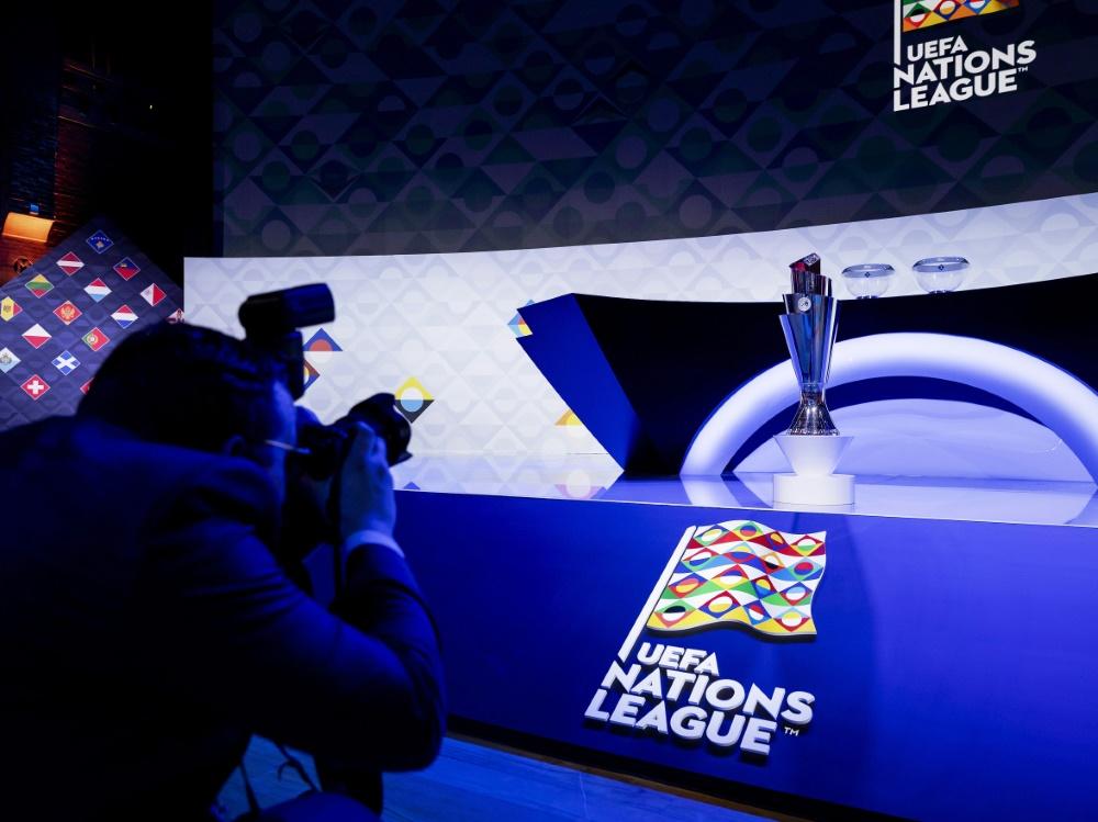 Das Final Four der Nations League muss verschoben werden