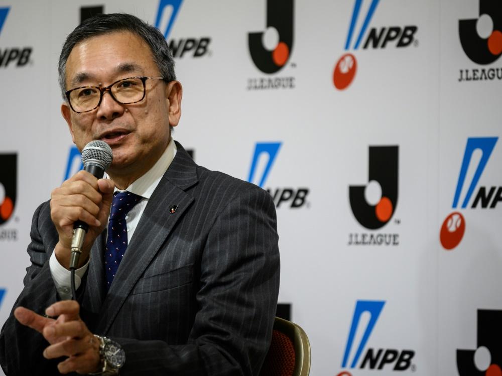 Liga-Chef Mitsuru Murai verkündet neuen J-League-Termin